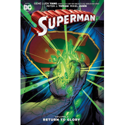 SUPERMAN VOL.2 RETURN TO GLORY SC