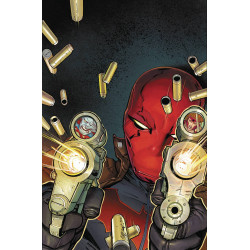 RED HOOD AND THE OUTLAWS VOL.1 DARK TRINITY