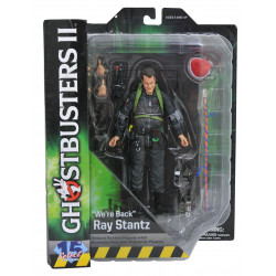 WE'RE BACK RAY STANTZ GHOSTBUSTERS 2 WAVE 6 ACTION FIGURE