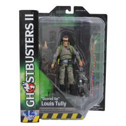 GEARED UP LOUIS TULLY GHOSTBUSTERS 2 WAVE 6 ACTION FIGURE