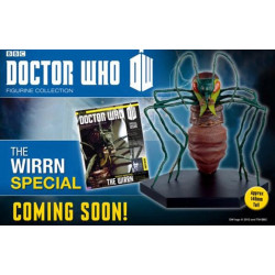 WIRRN DOCTOR WHO COLLECTION SPECIAL ISSUE NUMERO 15