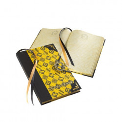 HUFFLEPUFF HARRY POTTER DIARY