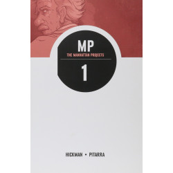 MANHATTAN PROJECTS VOL.1 SCIENCE BAD