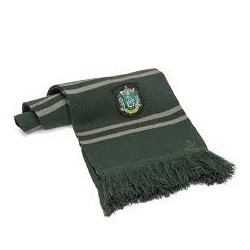 HARRY POTTER - SERPENTARD - ECHARPE