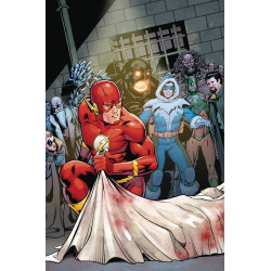 FLASH TP VOL 6 COLD DAY IN HELL REBIRTH
