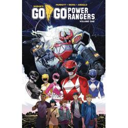 GO GO POWER RANGERS GN VOL 1