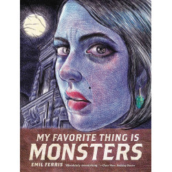 MY FAVORITE THING IS MONSTERS GN VOL 1