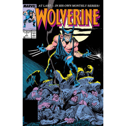 TRUE BELIEVERS WOLVERINE SWORD QUEST 1