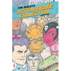 ACTION FIGURE COLLECTION VOL.1