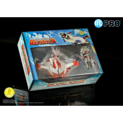 GRENDIZER AND SPACER 20TH ANNIVERSARY DIECAST REPLICA