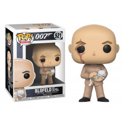 BLOFELD FROM YOU ONLY LIVE TWICE JAMES BOND POP! VYNIL FIGURE