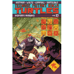 TMNT ONGOING VOL.17 DESPERATE MEASURES