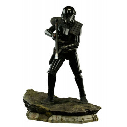 DEATH TROOPER SPECIALIST STAR WARS ROGUE ONE 1/4 SCALE PREMIUM FORMAT STATUE