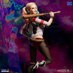 HARLEY QUINN SUICIDE SQUAD DC COMICS ONE:12 ACTION FIGURE