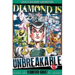 DIAMOND IS UNBREAKABLE - JOJO'S BIZARRE ADVENTURE T9