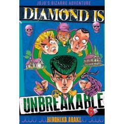 JOJO'S - DIAMOND IS UNBREAKABLE T06