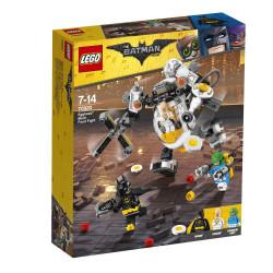 EGGHEAD MECH FOOD FIGHT BATMAN LEGO MOVIE 70920