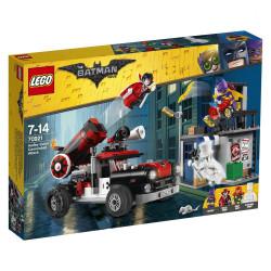 HARLEY QUINN CANNONBALL ATTACK BATMAN LEGO MOVIE 70921