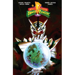 MIGHTY MORPHIN POWER RANGERS VOL.4
