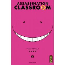 ASSASSINATION CLASSROOM T3