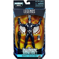 BLACK BOLT MARVEL LEGENDS SERIES ACTION FIGURE