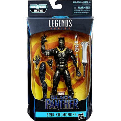 ERIK KILLMONGER BLACK PANTHER MARVEL LEGENDS SERIES ACTION FIGURE