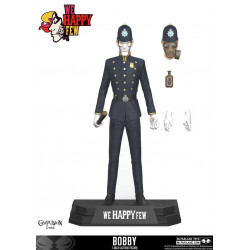 THE BOBBY WE HAPPY FEW COLOR TOPS ACTION FIGURE