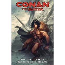 CONAN THE SLAYER VOL.2 DEVIL IN IRON