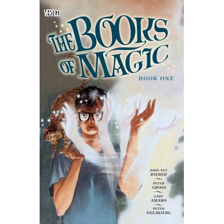 BOOKS OF MAGIC BOOK 1