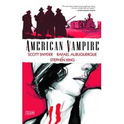 AMERICAN VAMPIRE VOL.1 SC