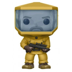 HOPPER IN BIOHAZARD SUIT STRANGER THINGS POP! TELEVISION VYNIL FIGURE