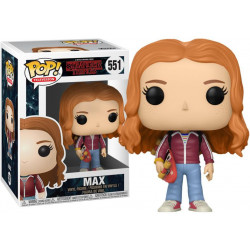 MAX STRANGER THINGS POP! TELEVISION VYNIL FIGURE