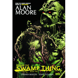 SAGA OF THE SWAMP THING BOOK 2 SC