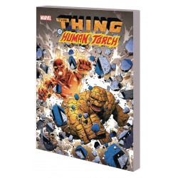 MARVEL TWO-IN-ONE TP VOL 1 FATE OF THE FOUR
