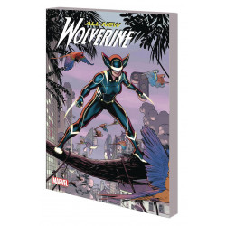ALL NEW WOLVERINE TP VOL 6 OLD WOMAN LAURA
