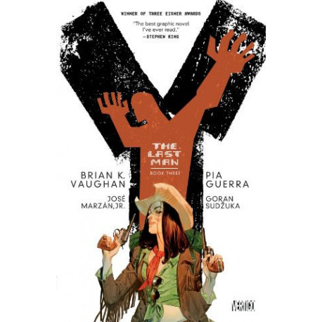 Y THE LAST MAN DELUXE ED BOOK 3 HC
