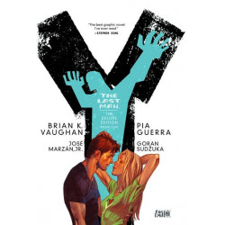 Y THE LAST MAN DELUXE EDITION BOOK 5 HC