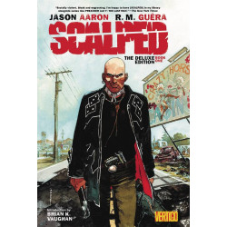 SCALPED DELUXE ED BOOK ONE HC