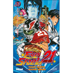EYE SHIELD 21 - TOME 13