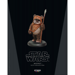 WICKET STAR WARS ELITE COLLECTION RESIN STATUE