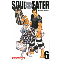 SOUL EATER - TOME 6