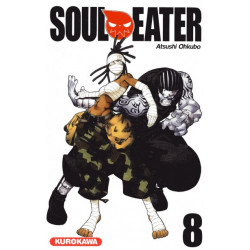 SOUL EATER - TOME 8