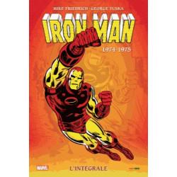 IRON-MAN INTEGRALE T09 1974-1975
