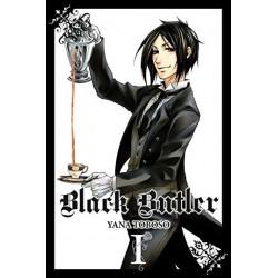 BLACK BUTLER T1