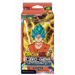 DRAGON BALL SUPER CARD GAME SPECIAL PACK