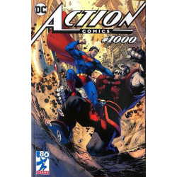 ACTION COMICS 1000 JIM LEE TOUR EDITION 2018 SPECIAL COVER