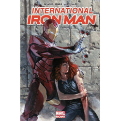 INTERNATIONAL IRON-MAN