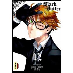 BLACK BUTLER T12