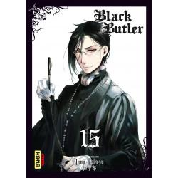 BLACK BUTLER T15