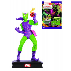 GREEN GOBLIN MARVEL UNIVERSE FIGURINE COLLECTION NUMBER 7